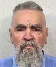 This Oct. 8, 2014 photo provided by the California Department of Corrections shows 80-year-old serial killer Charles Manson. A marriage license has been issued for Manson to wed 26-year-old Afton Elaine Burton, who left her Midwestern home nine years ago and moved to Corcoran, California to be near him. Burton, who goes by the name